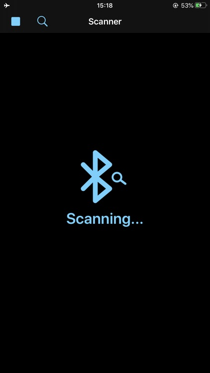 BLE Scanner - Rapid BT connect
