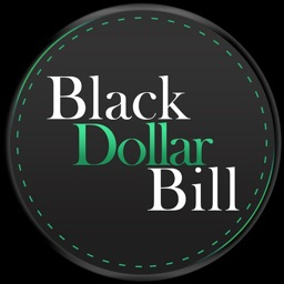 Black Dollar Bill