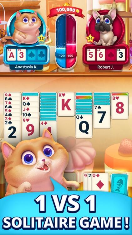Solitaire Arena - Card Game screenshot-0