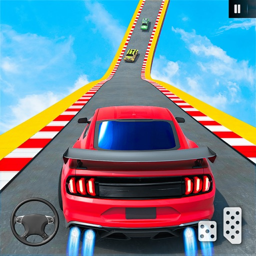 Muscle Car Stunts - 2021 Games