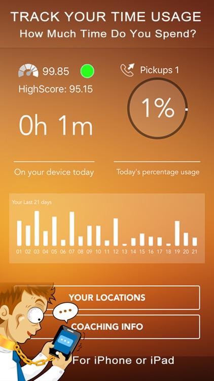 Habit Time Tracker And Control screenshot-5