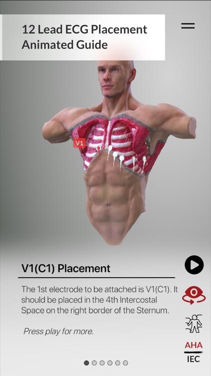 3D ECG Leads screenshot-4