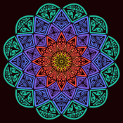 Mandala Maker app review