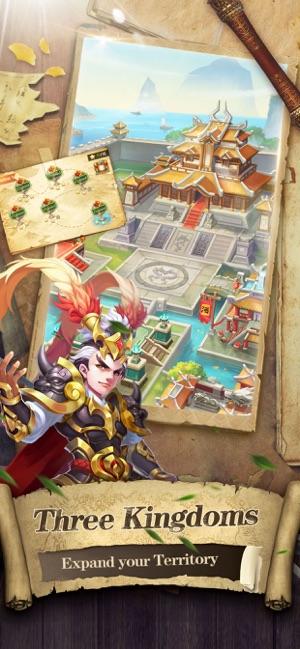 Three Kingdoms: Heroes on the App Store