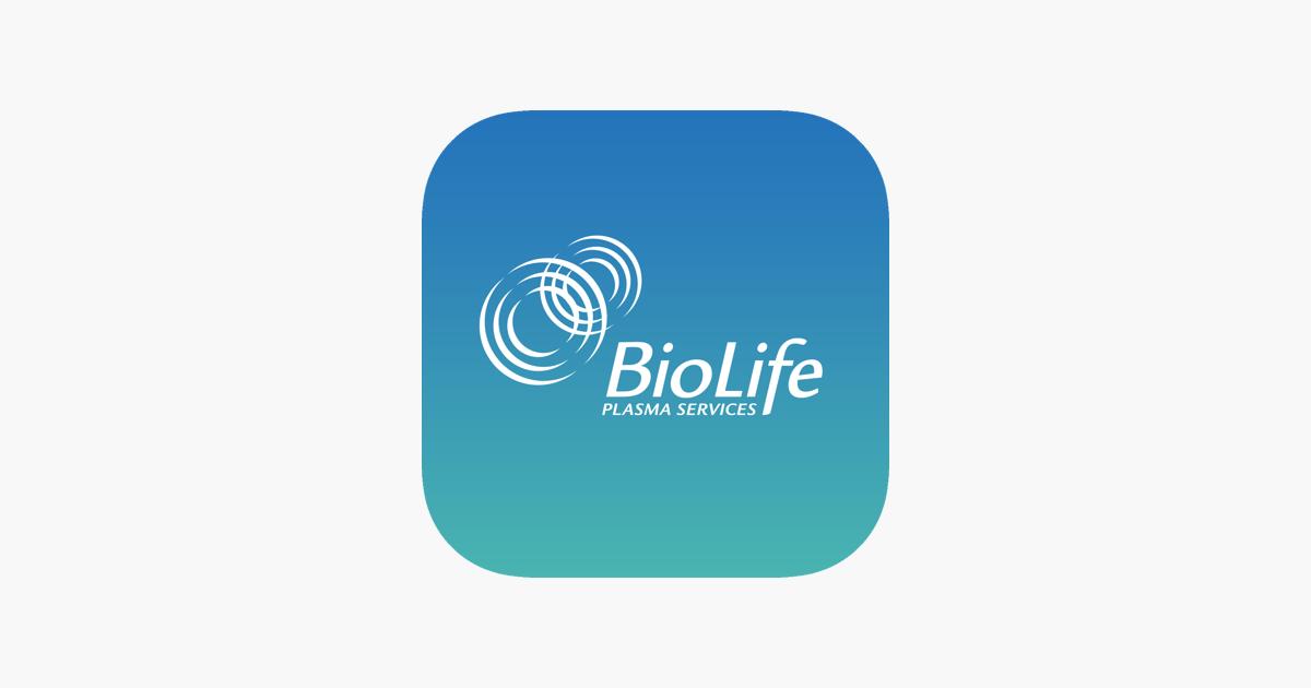 biolife plasma easy scheduler home page