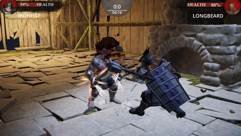 Screenshot #14 for Gladiator: Blades of Fury