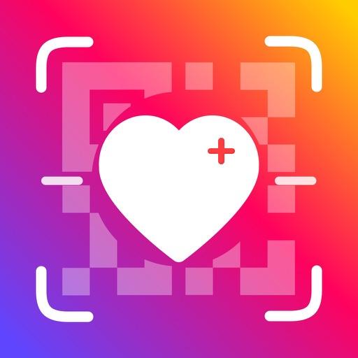 Likes for Instagram - Fans QR