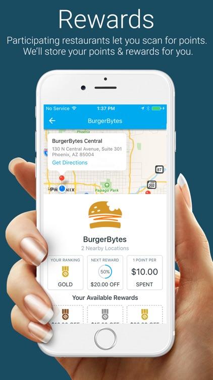 MobileBytes Loyalty screenshot-3