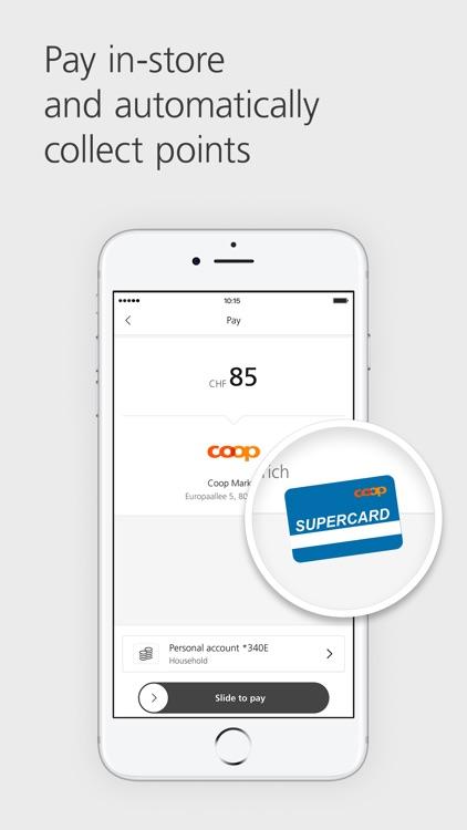 UBS TWINT: Swiss Payment App screenshot-6