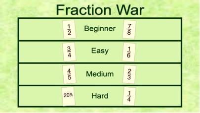 Fraction War