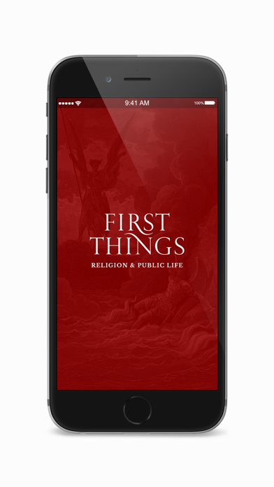 First Things review screenshots