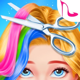Hair Salon Makeup Stylist