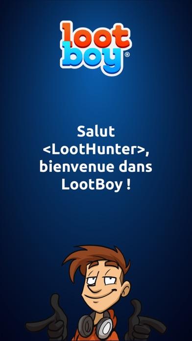 LootBoy - Prenez le butin !