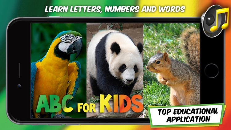 ABC for Kids Letters and Words