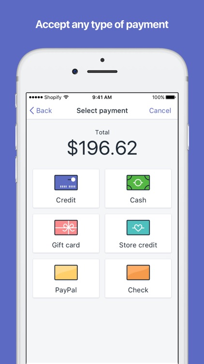 Shopify POS: Point of Sale