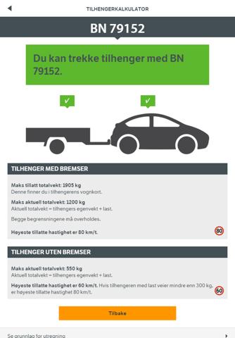 Bil og henger - náhled