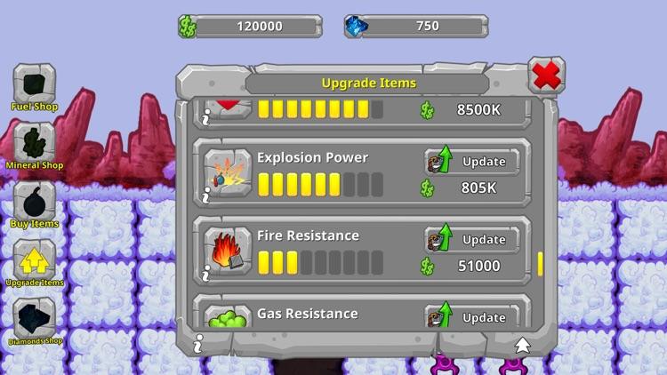 Digger Machine: dig minerals screenshot-5