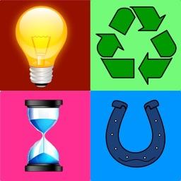 Symbol Quiz Pro:Pic Word mania