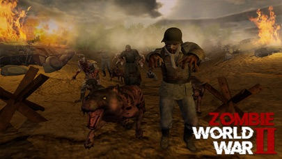 World War 2: Zombie Survival screenshot four