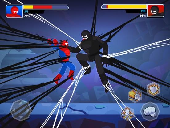 Stick Heroes: Fighting Battle screenshot 6