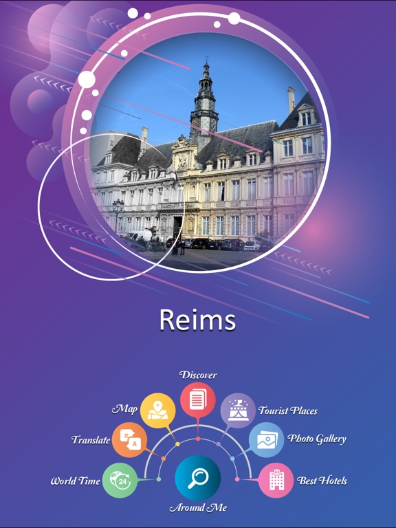 Reims Tourist Guide screenshot 7