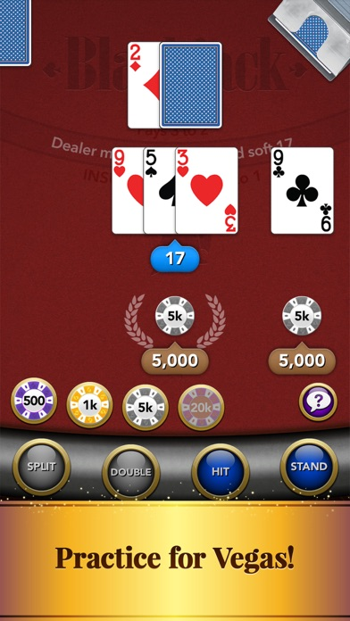 Blackjack – Casino Card Game screenshot three