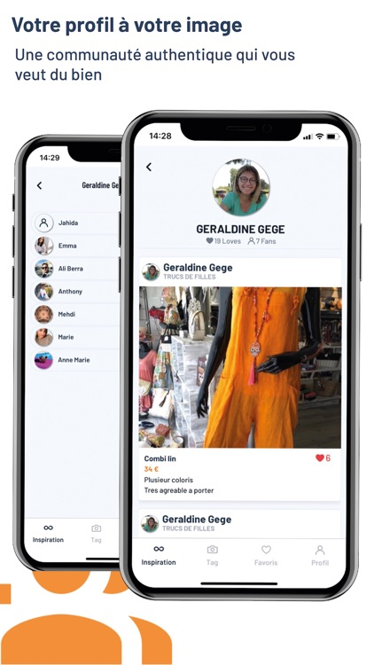 Tagether: Bons plans shopping screenshot-4