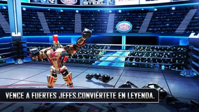 Screenshot for Real Steel in Colombia App Store