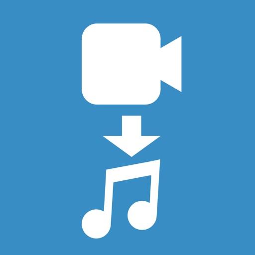 برنامج تحويل الفيديو الى صوت iOS App