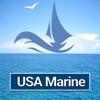 Seawell USA Marine Charts GPS