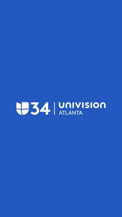 Univision 34 Atlanta screenshot 1