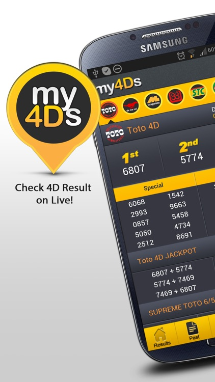 my4Ds-Fastest 4d, Prediction by Bluevy Web Solution