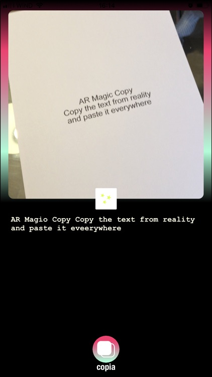AR Magic Copy