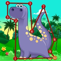 Dinosaur Dots Connect for kids free Resources hack