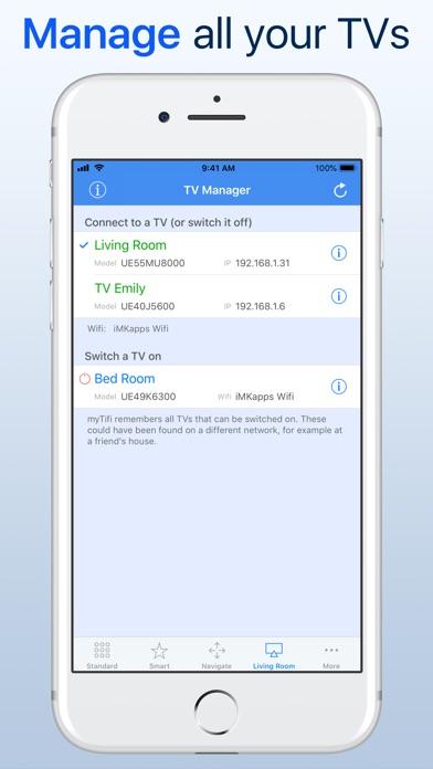 myTifi remote for Samsung TV - AppRecs