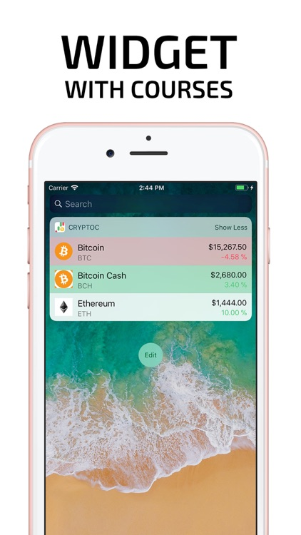 Exchange Rates Cryptocurrency screenshot-3