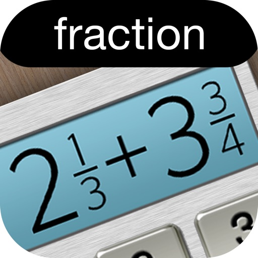Fraction Calculator Plus