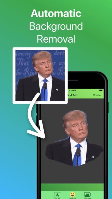Screenshot #1 pour WhatSticker - Sticker Maker