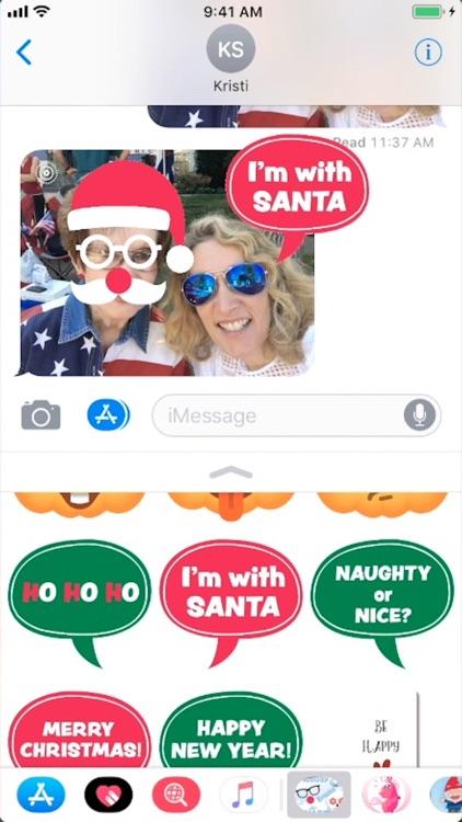 All Holiday Emoji Stickers screenshot-0