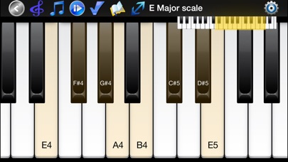 Piano Scales & Chords by Learn To Master Ltd (iOS, United Kingdom