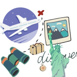 Travelmoji Stickers