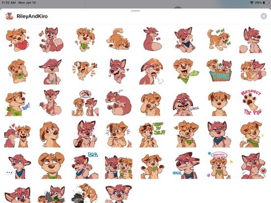 Dog Pun Funny Stickers screenshot 5