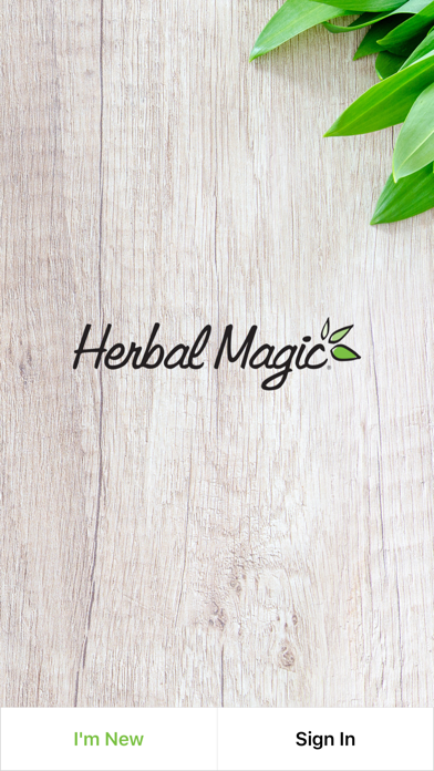 Herbal Magic screenshot one