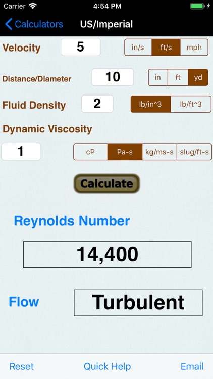 Plumbing & HVAC Calculators