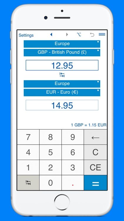 Multi Currency Converter screenshot-3