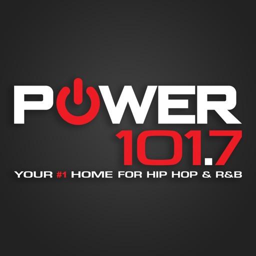 Power 101.7 iOS App