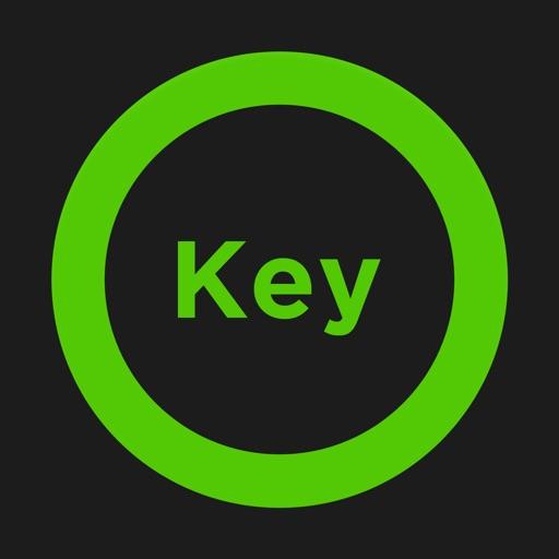 OVAL Key