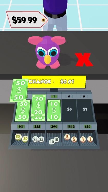 Cashier 3D screenshot-3