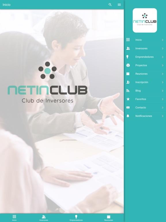 Netin Club screenshot #1