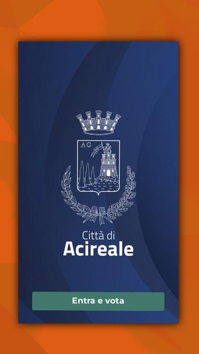 Acireale Vota inAPP Screenshot